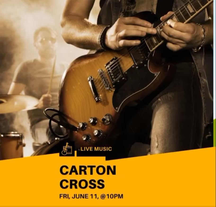 Carton Cross at Harvest Moon