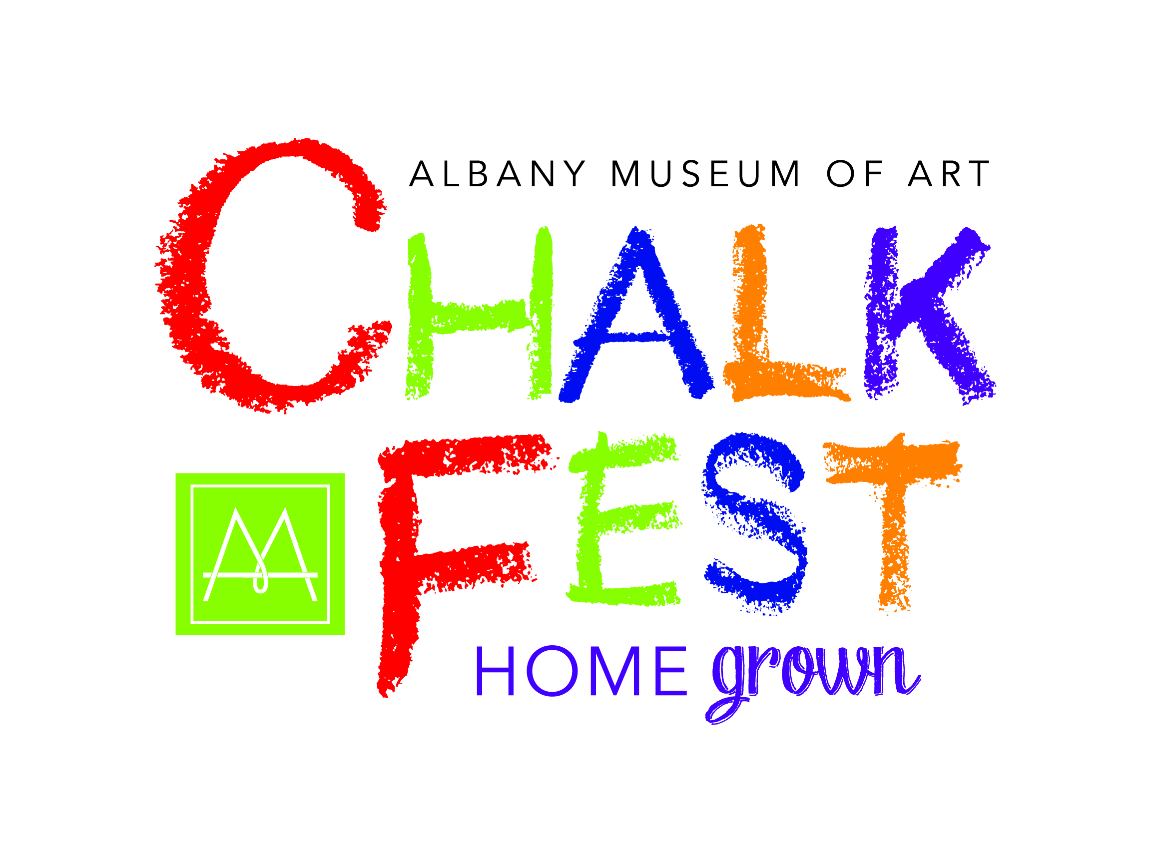 AMA Chalkfest: Home Grown