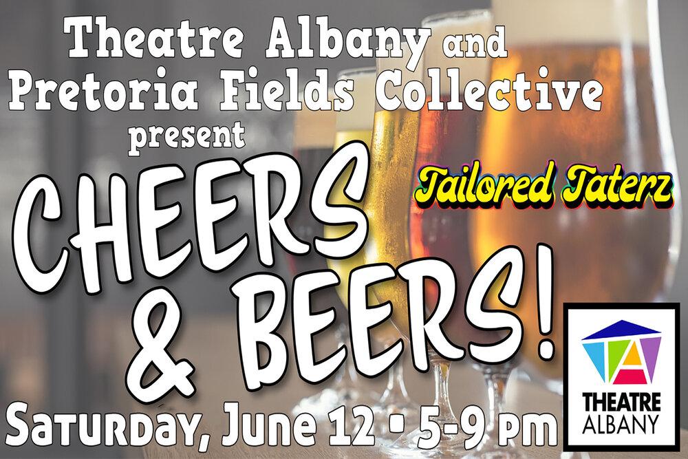 Cheers & Beers Fundraiser