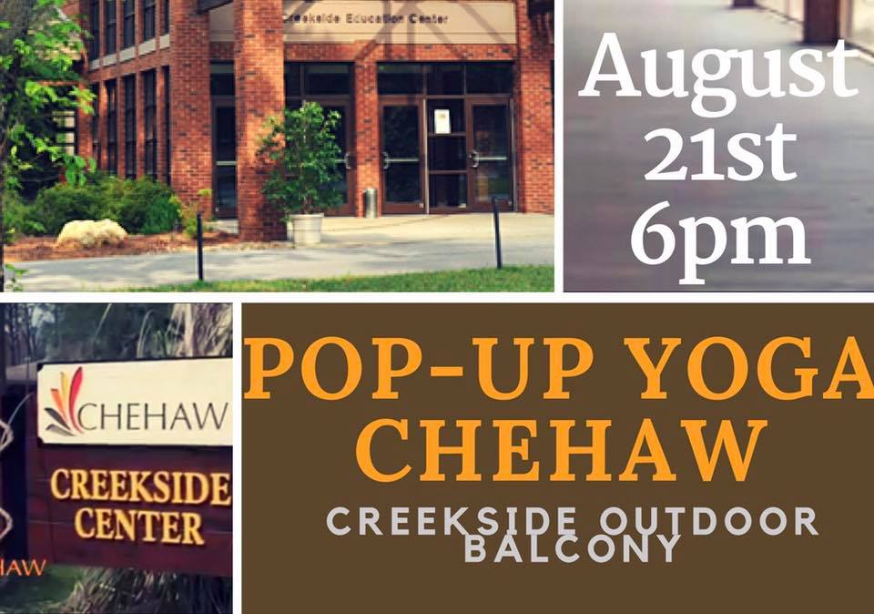 Pop-Up Yoga Chehaw