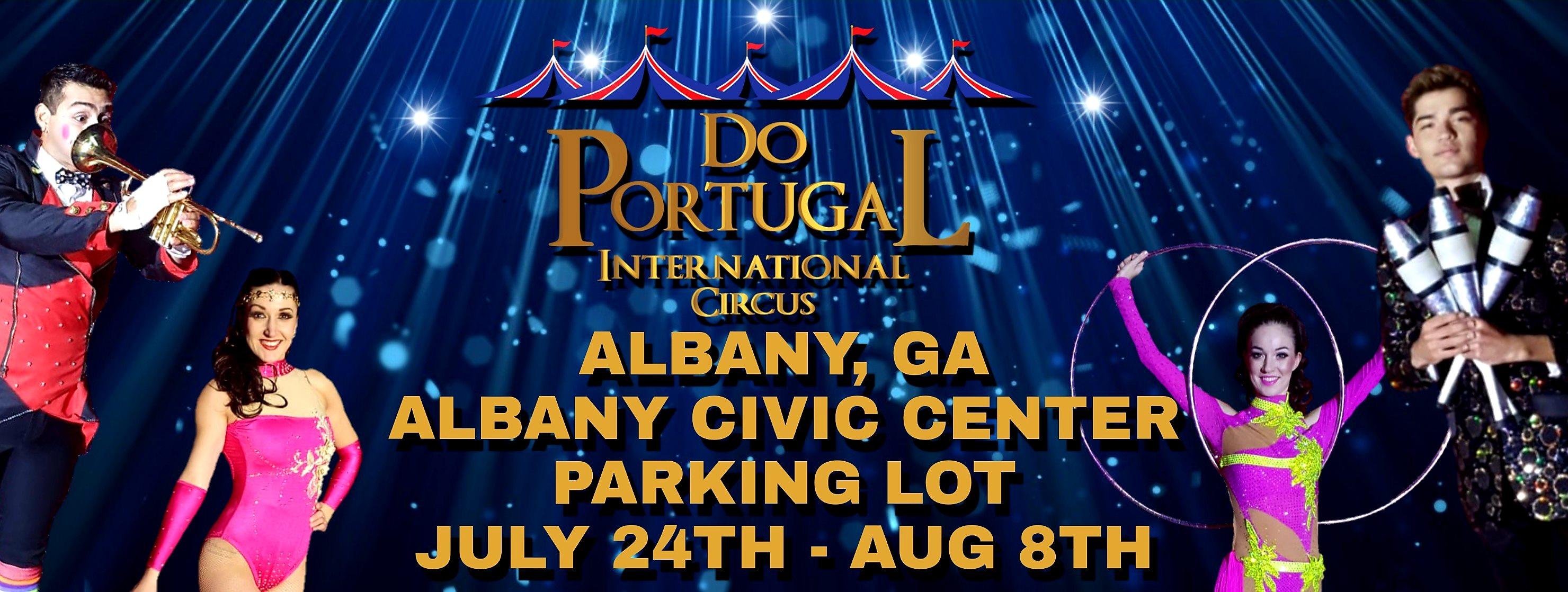 Do Portugal International Circus