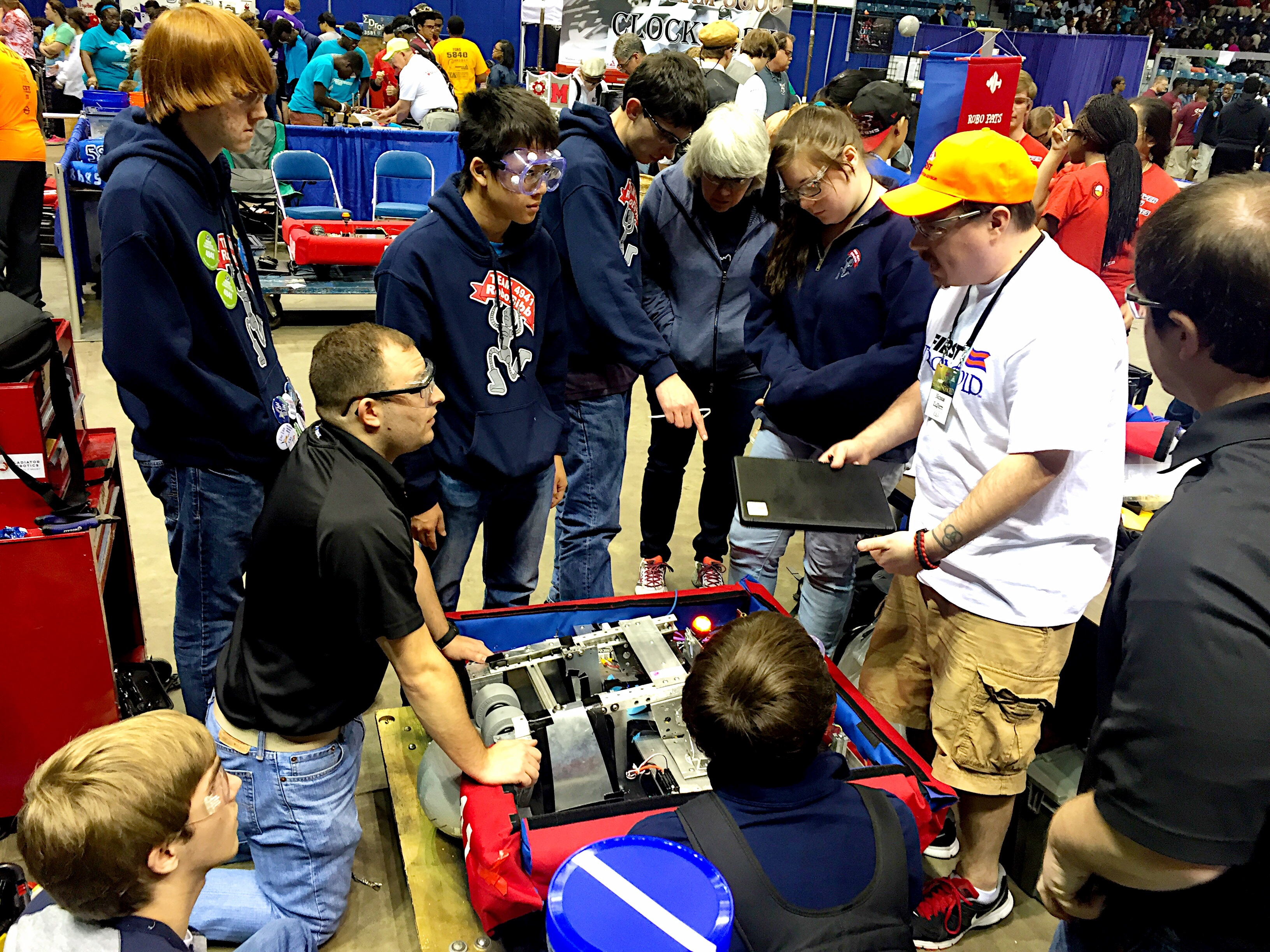 GeorgiaFIRST Robotics Competition