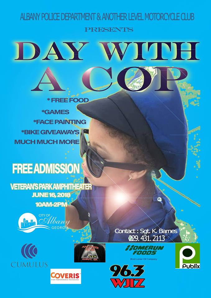 Day with a Cop
