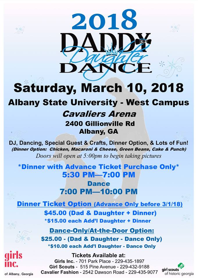 2018 Daddy Daughter Dance