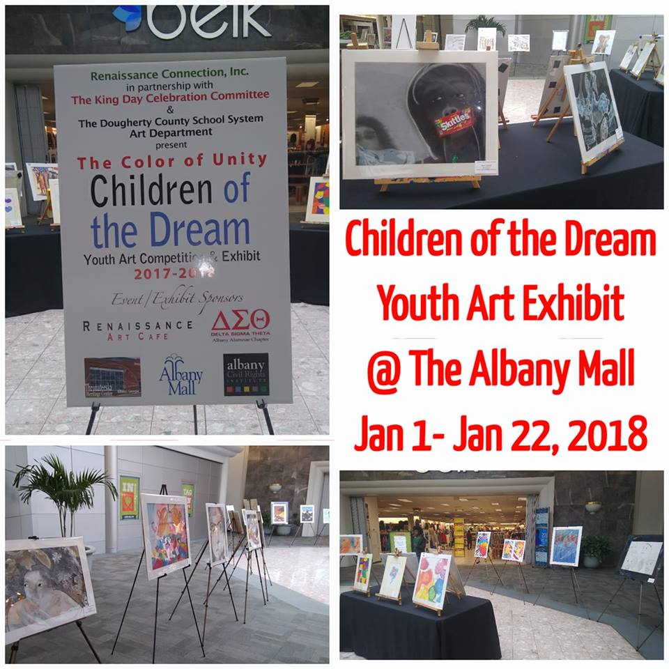 Children of the Dream Youth Art Exhibit