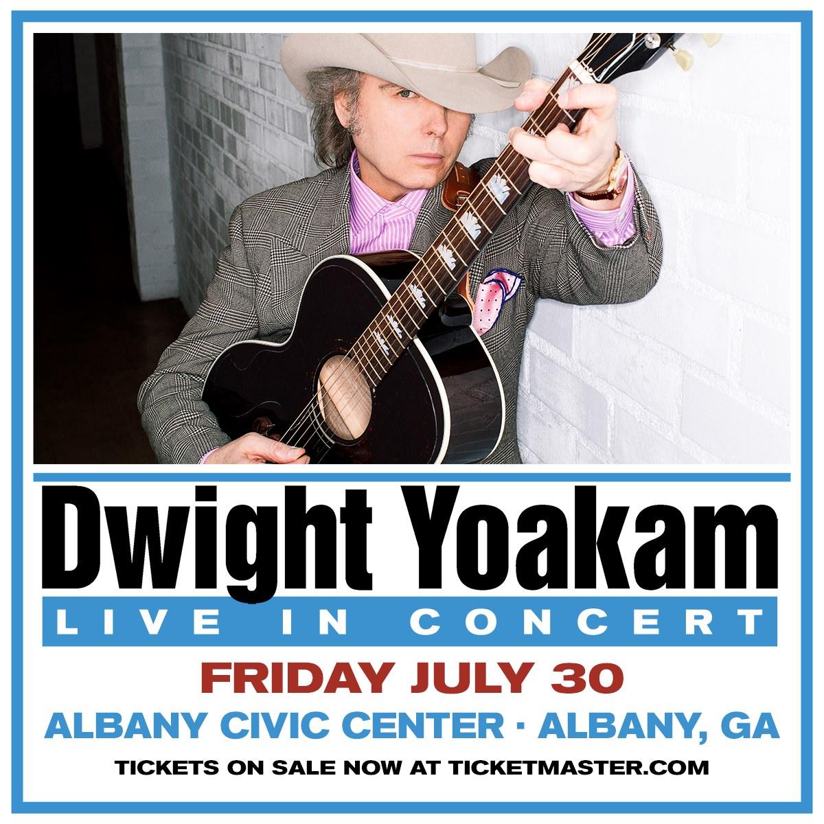 Dwight Yoakam Concert