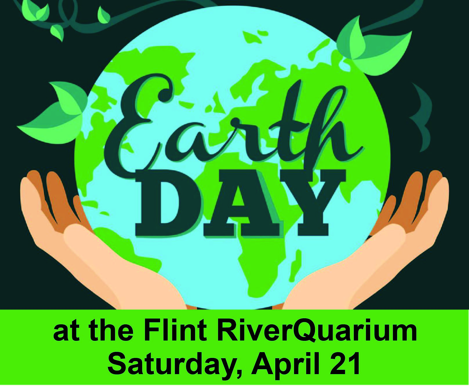 Earth Day at the Flint RiverQuarium