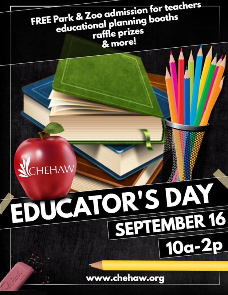 Educator's Day at Chehaw