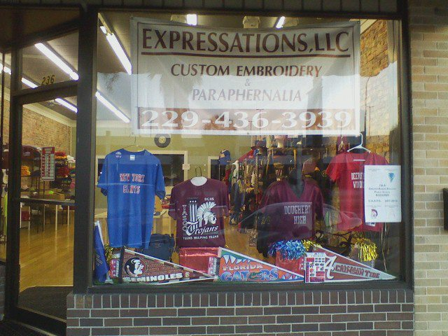 Expressations, Embroidery LLC