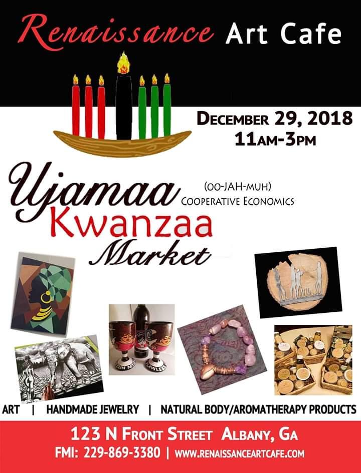 Ujamaa Kwanzaa Market