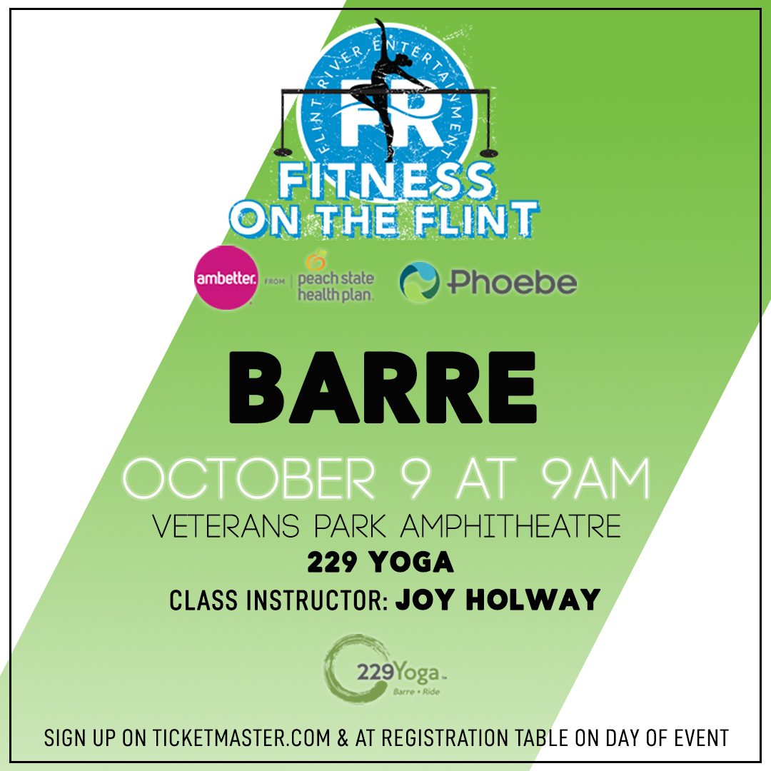 Fitness On The Flint: Barre