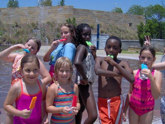 Summer Camp: Fun in the Sun