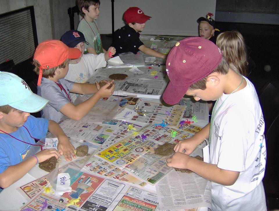 Summer Camp: Paleontolgy Camp