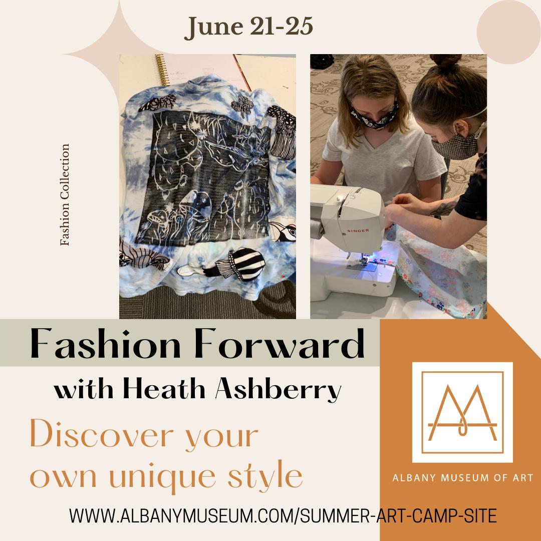 Fashion Forward Camp