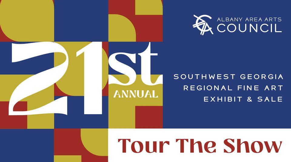 21st Annual Southwest Georgia Regional Fine Art Exhibit & Sale