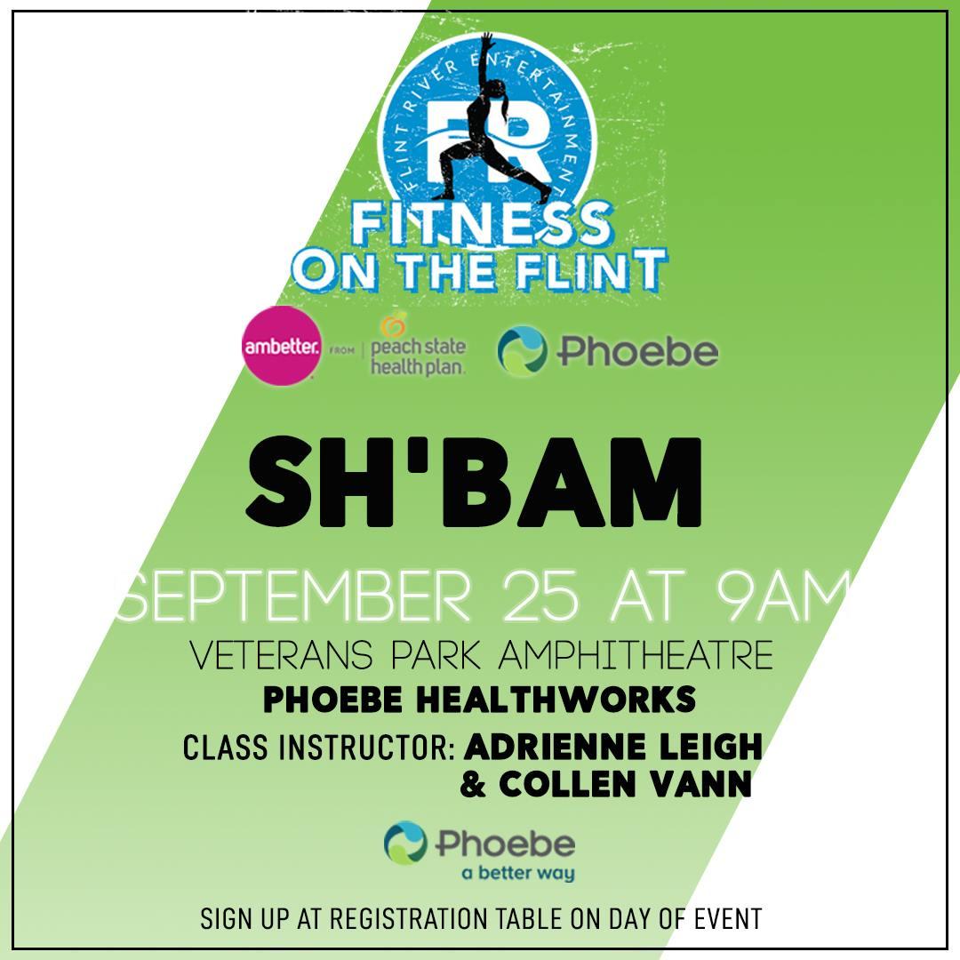 Fitness On The Flint: Sh'Bam