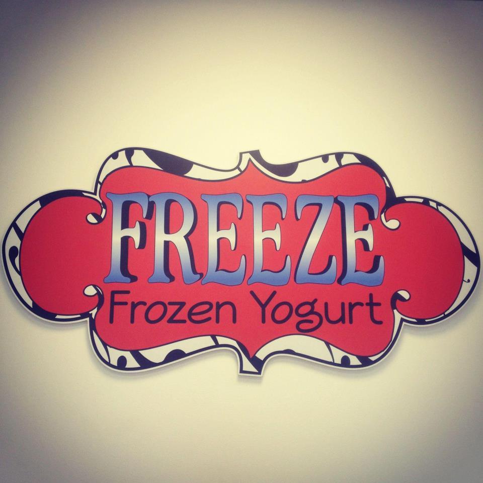 Freeze Frozen Yogurt