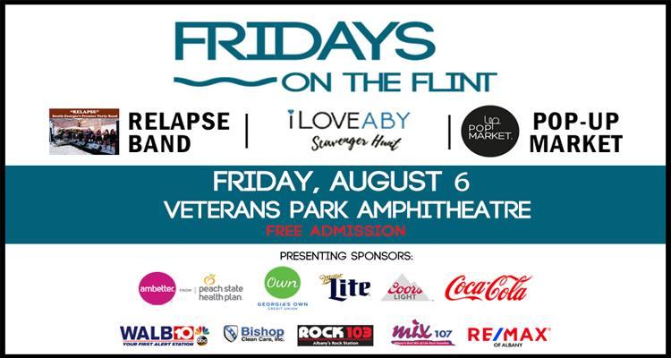 Friday's On The Flint