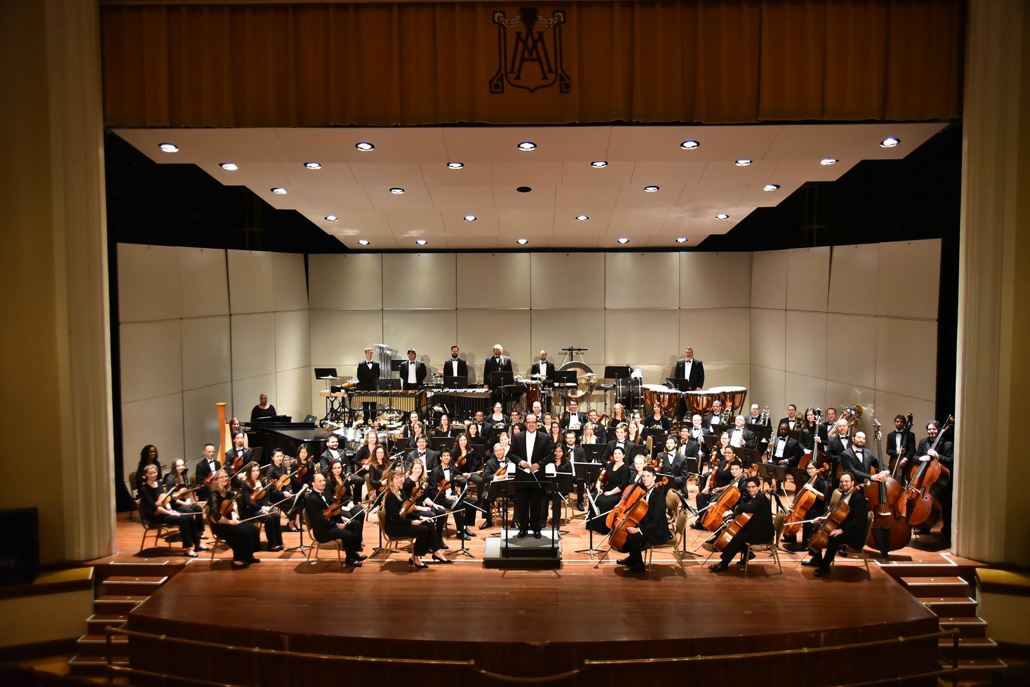 Opening Night – Spotlight on the Orchestra
