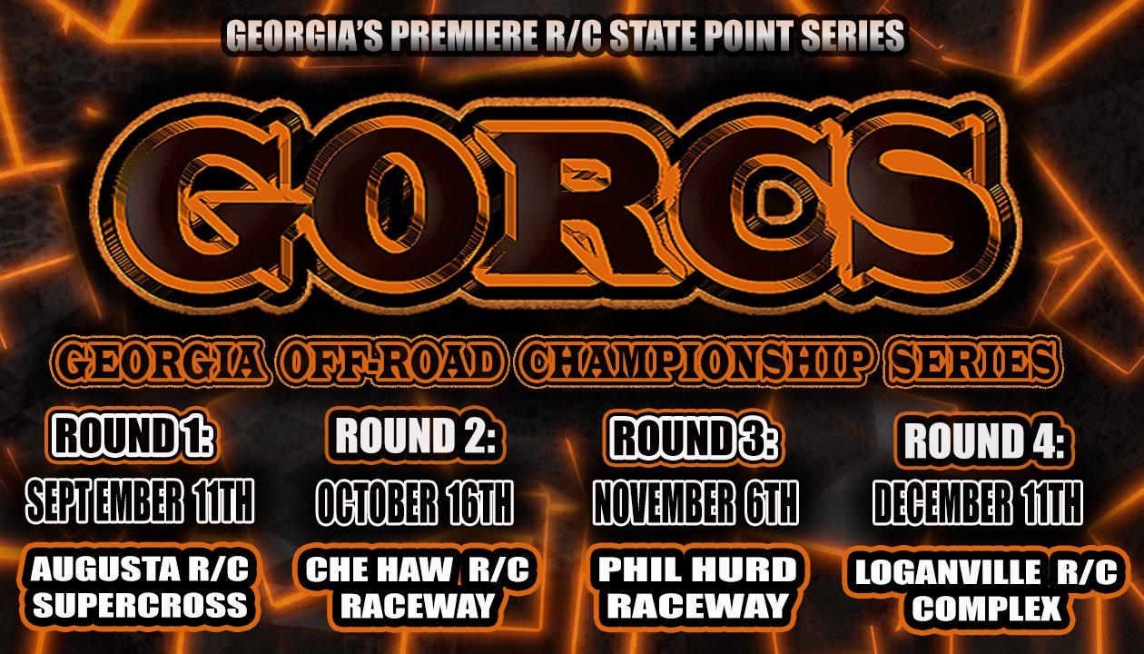 Georgia Off-Road Championship Series @ Chehaw RC Raceway