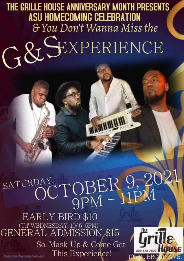 G&S Experience @ The Grille House