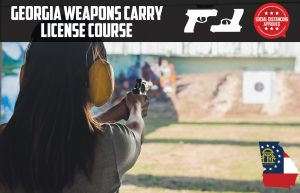 Focused Fire Training Weapons Carry License Course - Women Only
