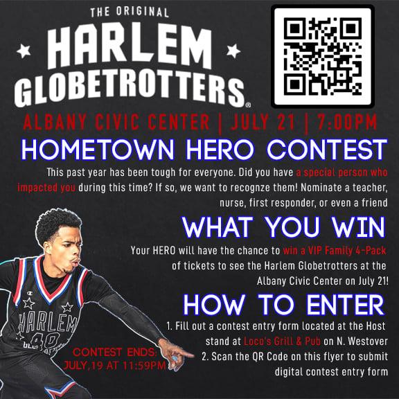 Hometown Hero Contest