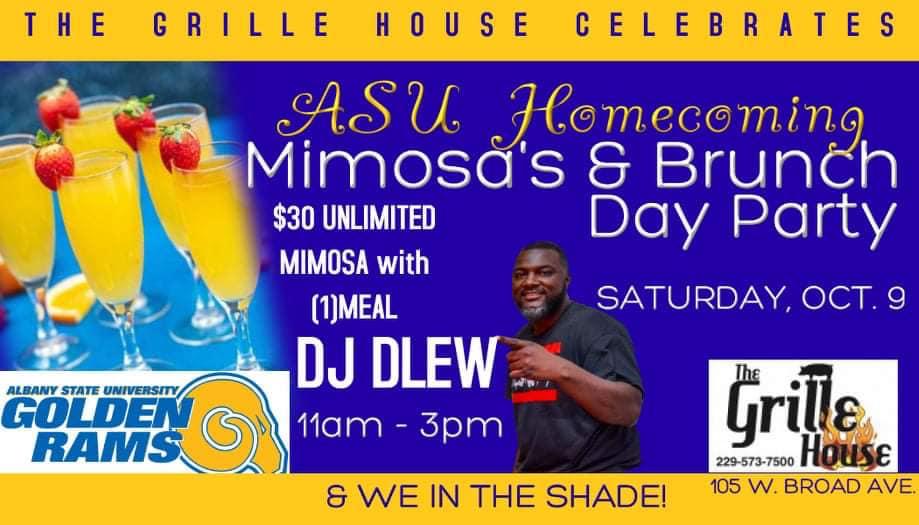 ASU Homecoming Mimosas & Brunch Day Party