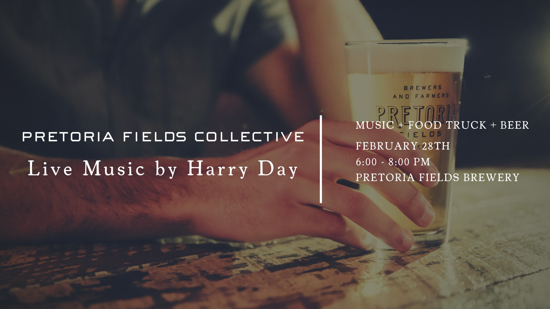 Live Music - Harry Day