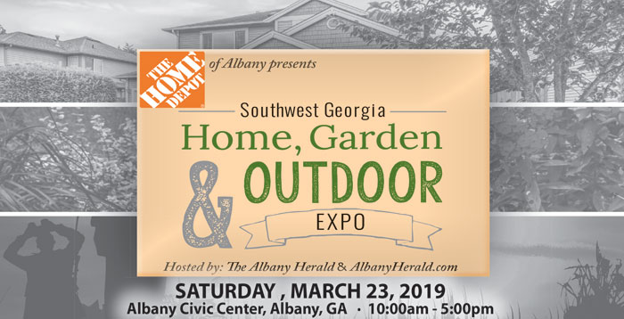 2019 Southwest Georgia Home, Garden and Outdoor Expo