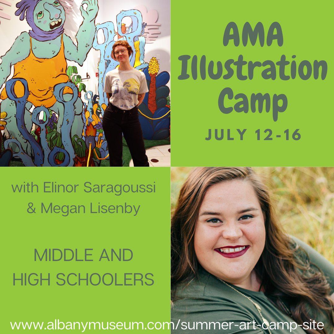 AMA Illustration Camp
