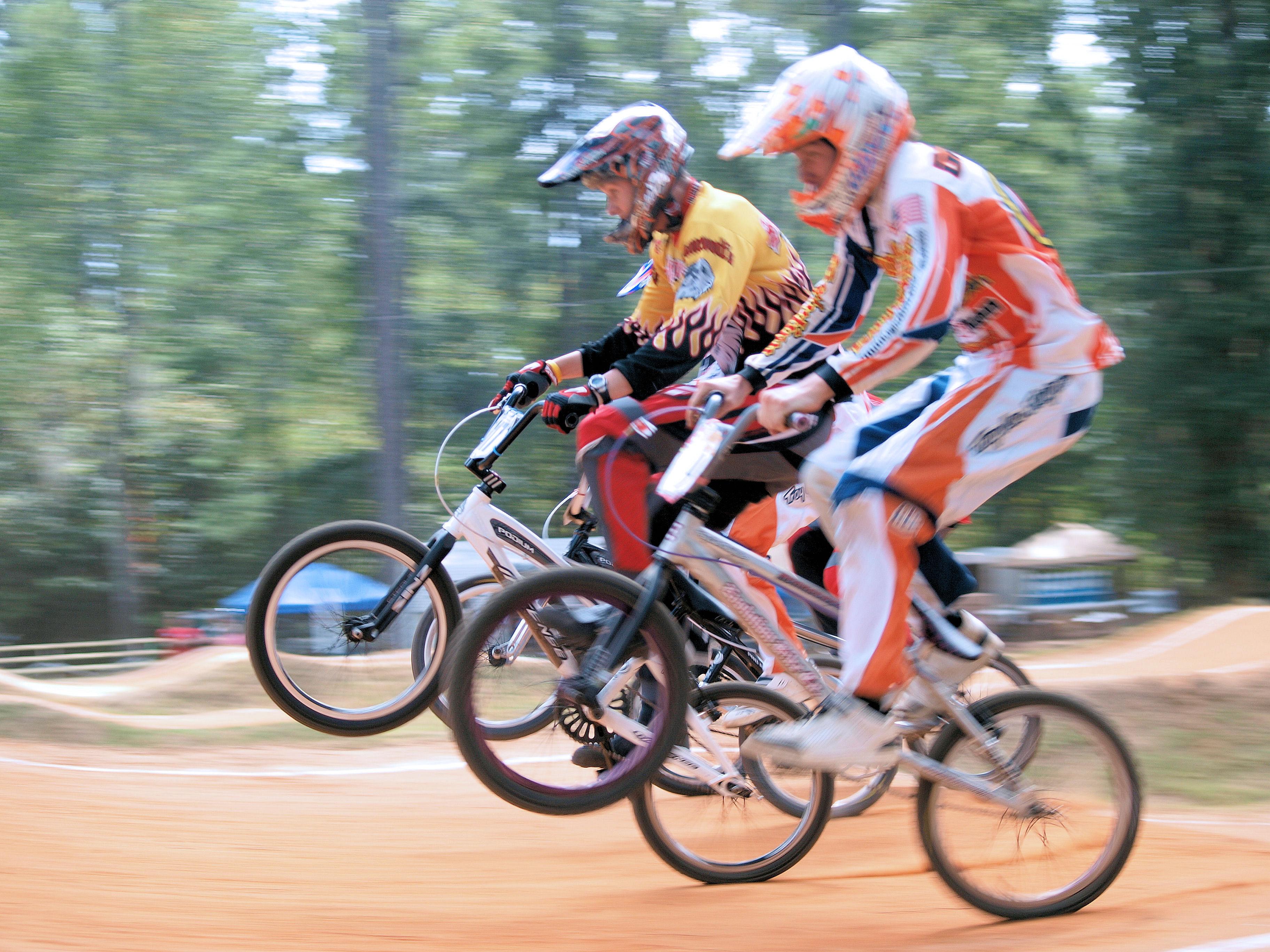 Chehaw BMX Race