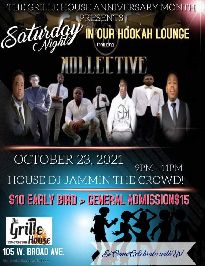 Kollective Band at The Grille House