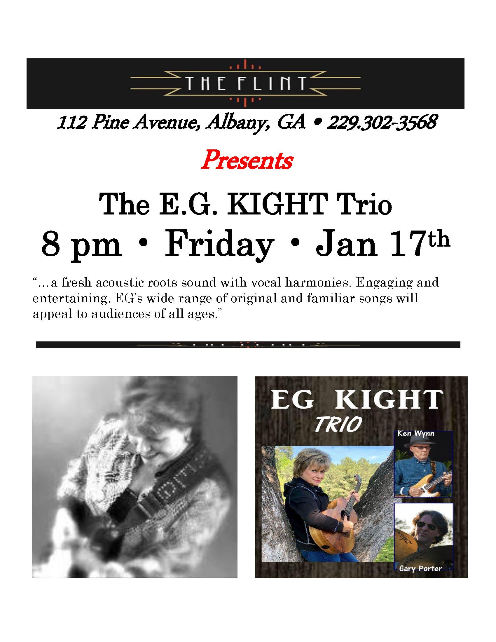 E.G. Kight Trio