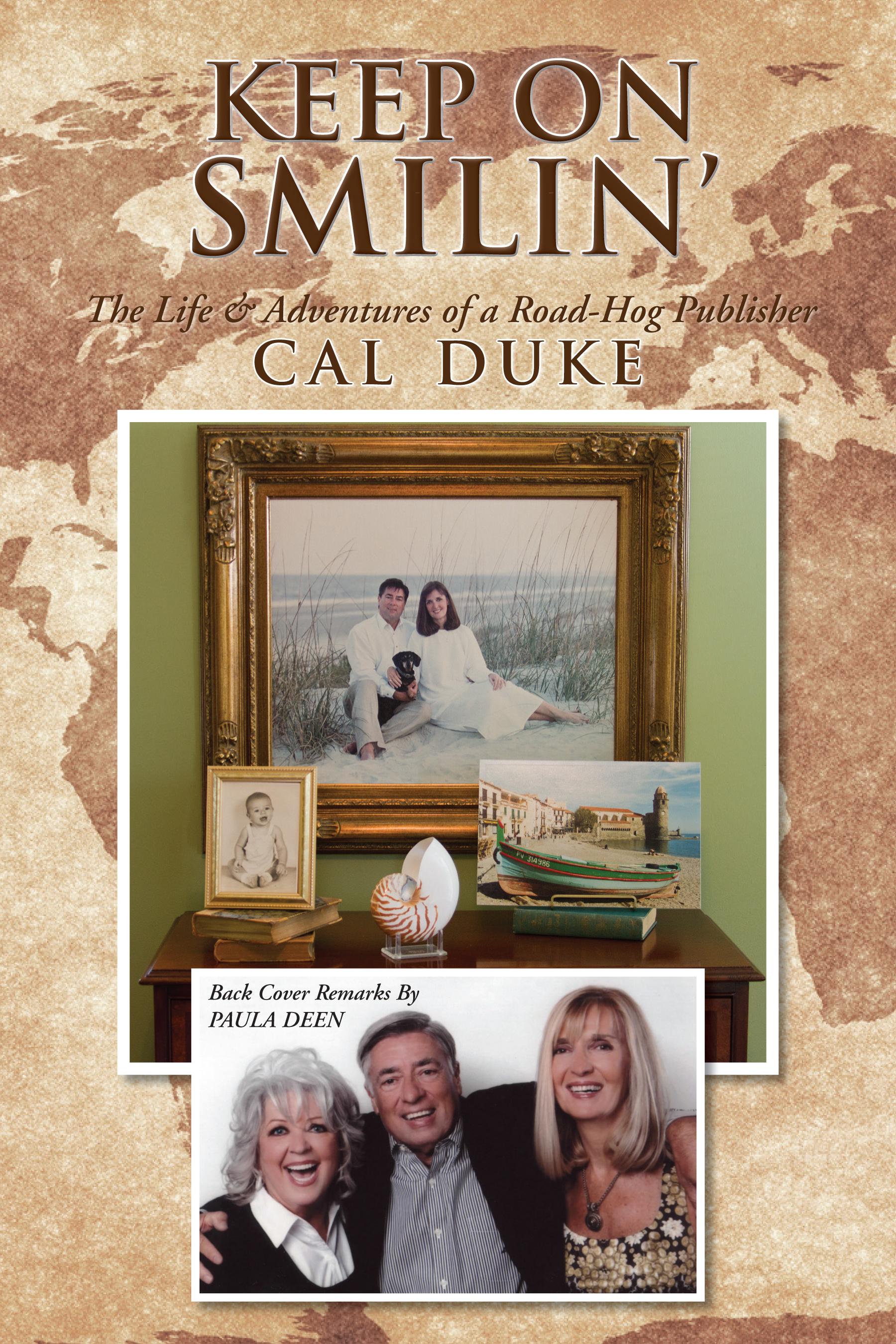 Cal Duke Book Signing