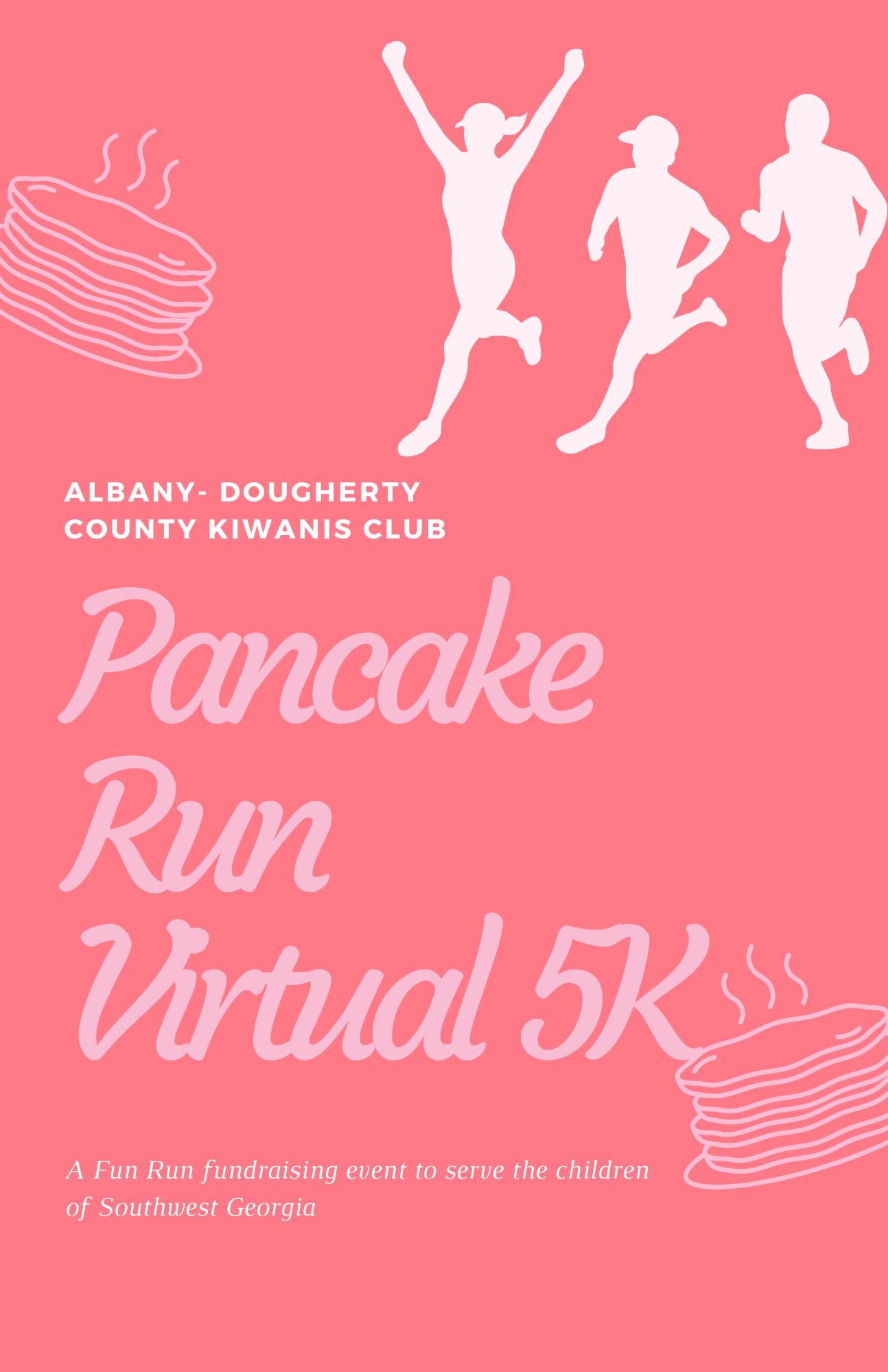 Pancake Run Virtual 5K