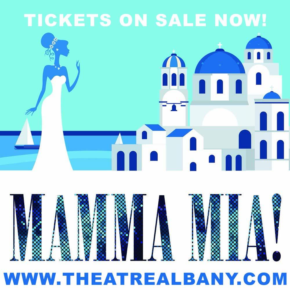 Mamma Mia! at Theatre Albany