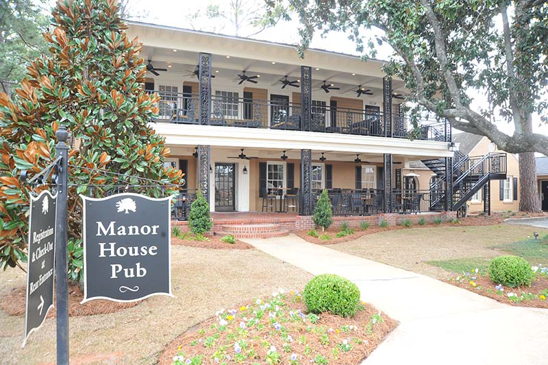 Manor House Pub
