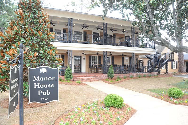 Manor House Pub