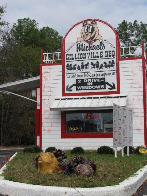 Michael's Gillionville BBQ