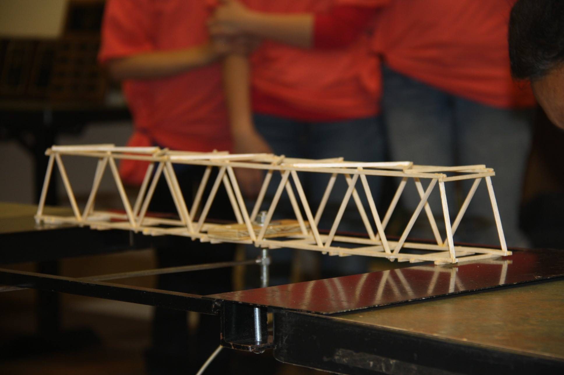 SWGA Regional Model Bridge Building Competition