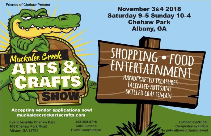 Muckalee Creek Arts & Crafts Show