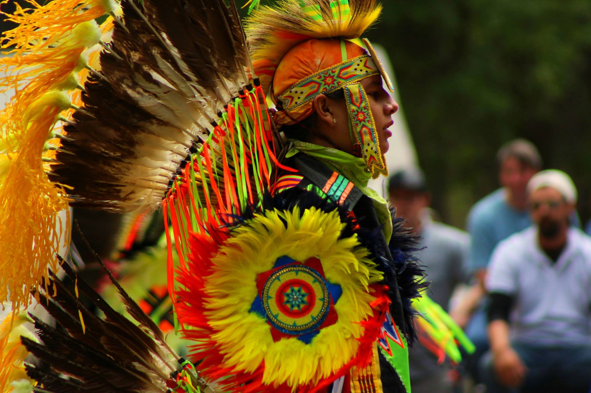Native American Festival at Chehaw 2018