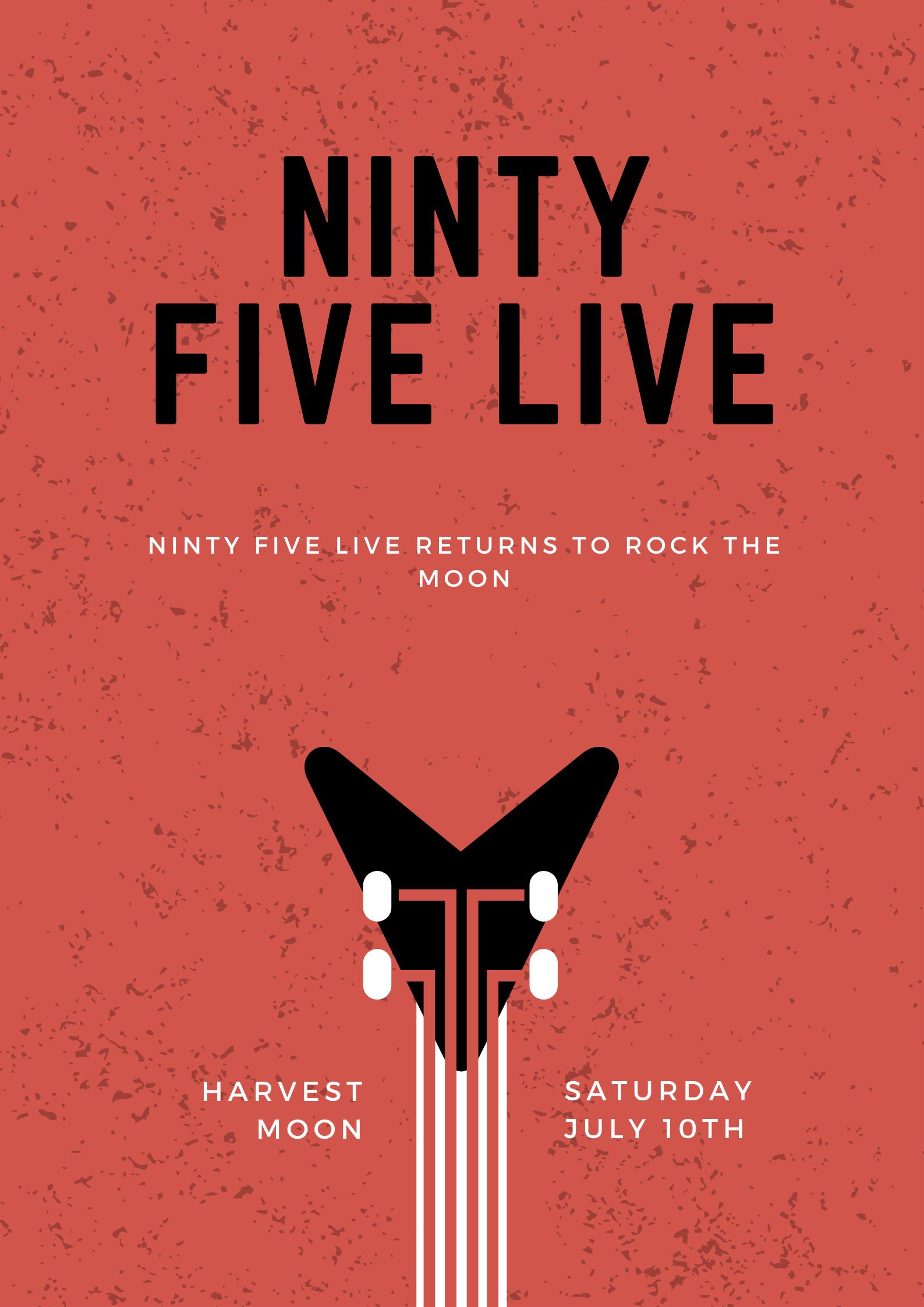 Ninty Five Live
