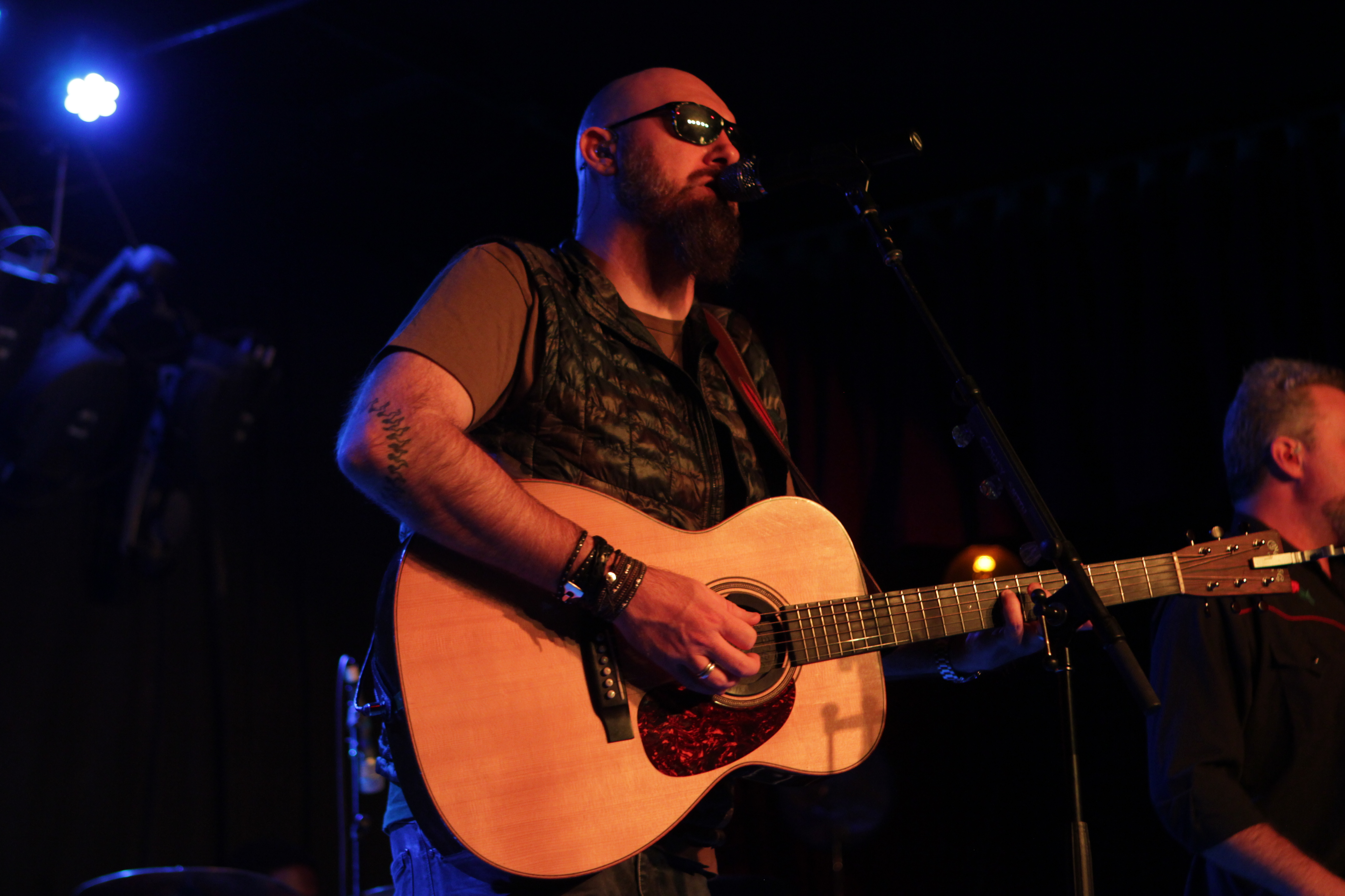 Corey Smith in Concert
