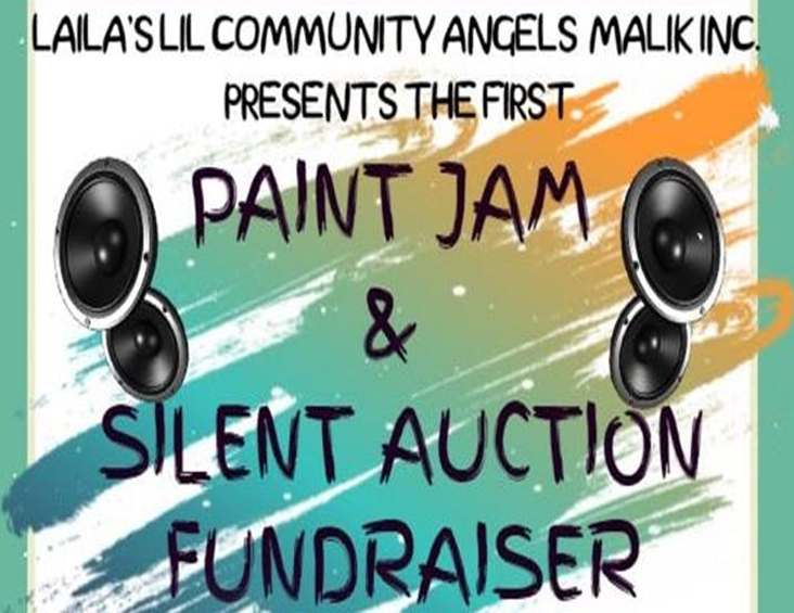 Paint Jam & Silent Auction Scholarship Fundraiser
