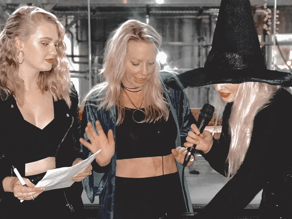 Pink Witches Night Out