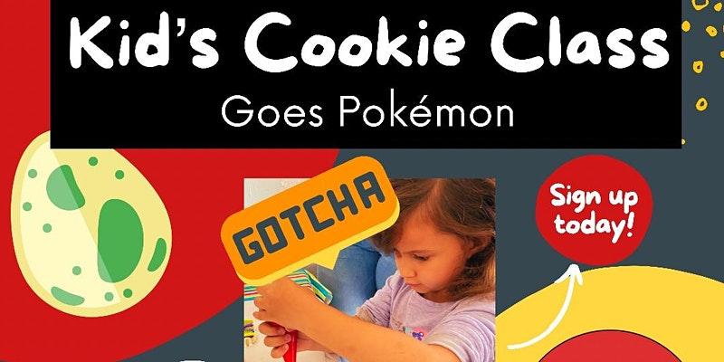 Pokémon Cookie Class