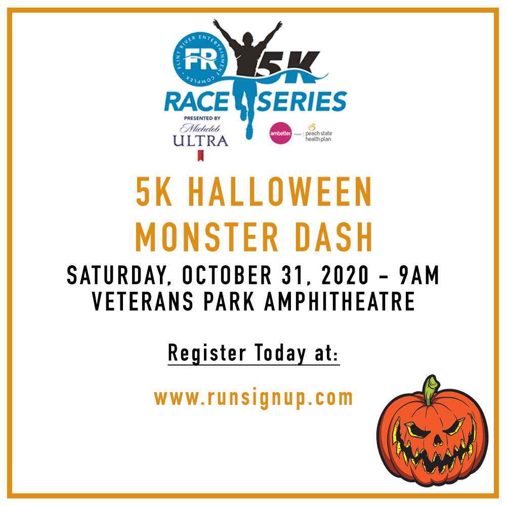 5K Halloween Monster Dash