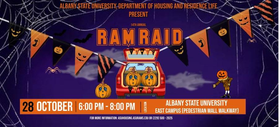 ASU's 14th Annual RAM RAID